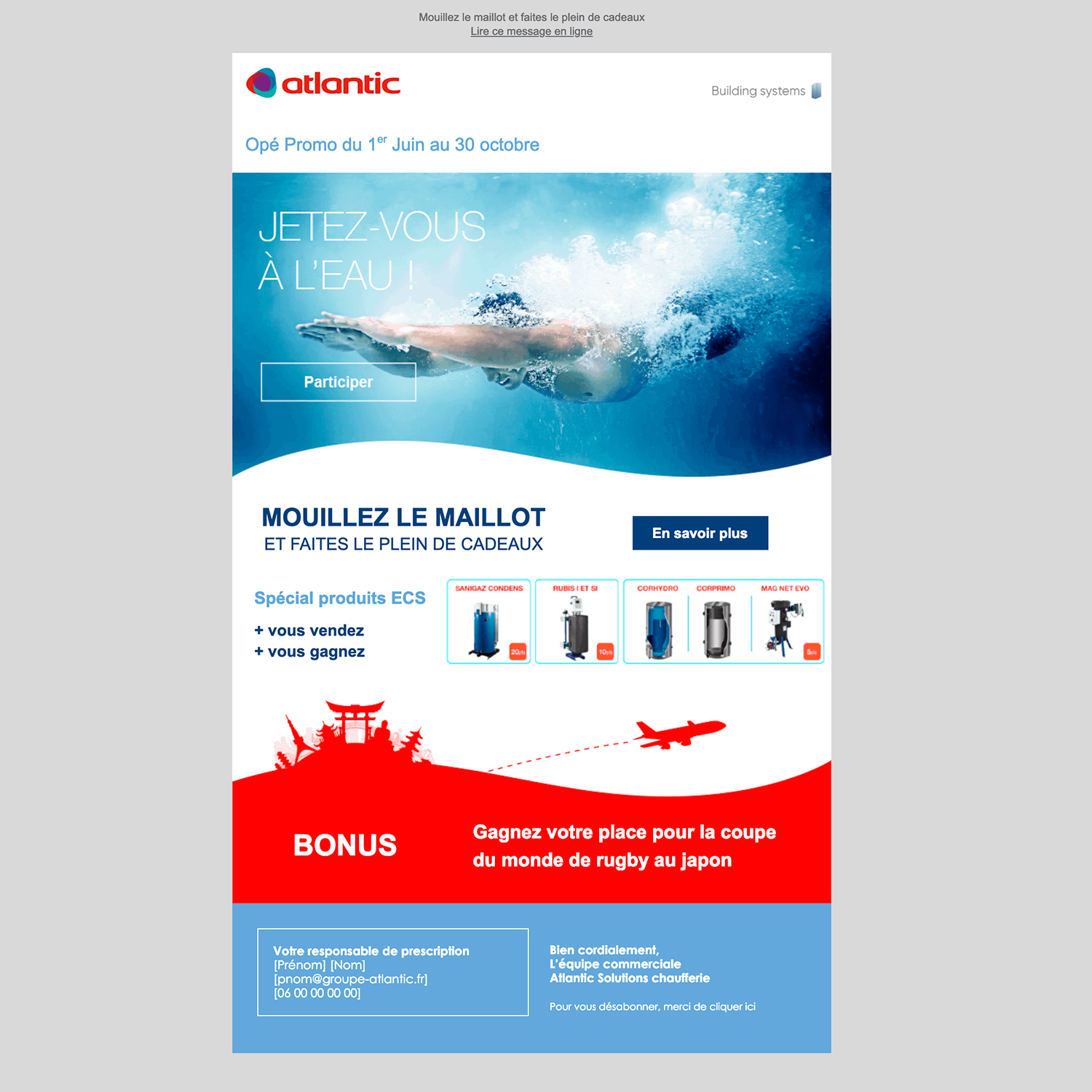 Atlantic Emailing 8
