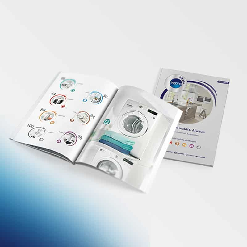 Whirlpool wpro e catalogue